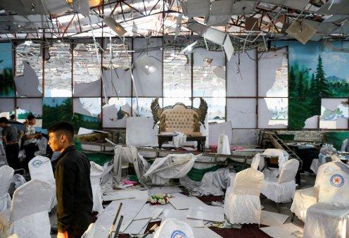 Ματωμένος γάμος στο Αφγανιστάν: Επίθεση καμικάζι με 63 νεκρούς & 182 τραυματίες (φώτο-βίντεο) - Κυρίως Φωτογραφία - Gallery - Video