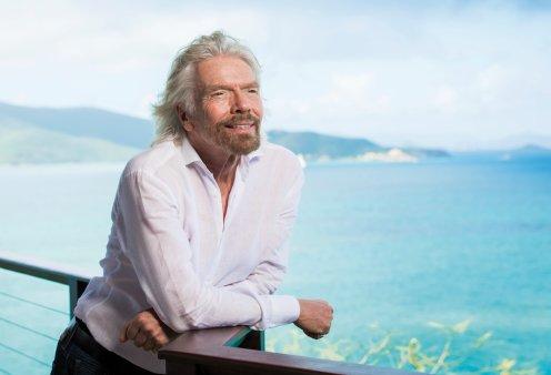 Ξέρετε πως αποκαλούν τον δισεκατομμυριούχο Richard Branson & τον Πωλ ΜακΚάρτνεϋ τα εγγόνια τους; - Όχι ακριβώς παππού... (φώτο)  - Κυρίως Φωτογραφία - Gallery - Video