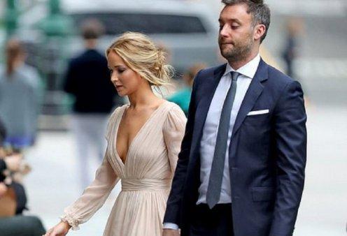 Ο λαμπερός γάμος της Jennifer Lawrence: Το υπέροχο Dior νυφικό , οι διάσημοι καλεσμένοι, το γλέντι μέχρι τα ξημερώματα (φώτο) - Κυρίως Φωτογραφία - Gallery - Video