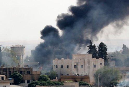 Κούρδοι προβάλλουν σθεναρή αντίσταση στη Ρας αλ Άιν - Ο συριακός στρατός στη Μάνμπιτζ (βίντεο) - Κυρίως Φωτογραφία - Gallery - Video
