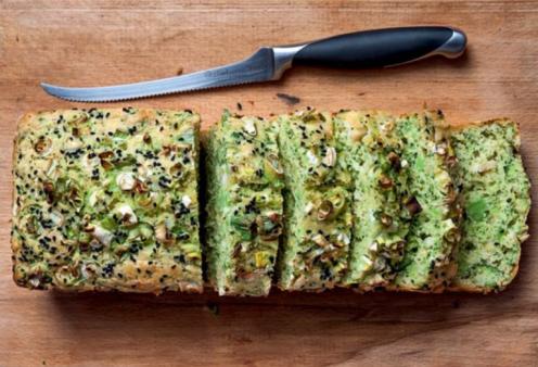 Αργυρώ Μπαρμπαρίγου: Φτιάξτε αλμυρό πράσινο κέικ με μπρόκολο για να εντυπωσιάσετε τους καλεσμένους σας  - Κυρίως Φωτογραφία - Gallery - Video