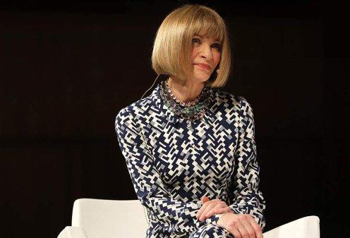 Αποκλ. φώτο & βίντεο από το συναρπαστικό event της Vogue Greece με ομιλήτρια την Anna Wintour - Η Μαρέβα Μητσοτάκη, η Λαλαούνη & όλος ο κόσμος της μόδας  - Κυρίως Φωτογραφία - Gallery - Video
