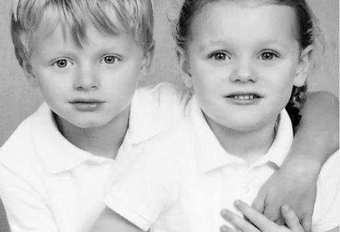 Βίντεο τόσο μα τόσο χαριτωμένο: Τα διδυμάκια του Πρίγκιπα Αλβέρτου του Μονακό σε μήνυμα στην γιαγιά τους - Κυρίως Φωτογραφία - Gallery - Video
