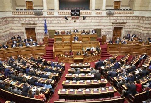 Βουλή: Εγκρίθηκε κατά πλειοψηφία το φορολογικό νομοσχέδιο - Διακομματική στήριξη σε πολλά άρθρα  - Κυρίως Φωτογραφία - Gallery - Video
