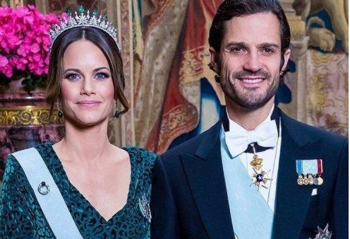 Εκθαμβωτική η Πριγκίπισσα Σοφία της Σουηδίας - πρώην ριάλιτι σταρ - Το επίσημο πορτραίτο της από τη βασιλική οικογένεια (φώτο) - Κυρίως Φωτογραφία - Gallery - Video