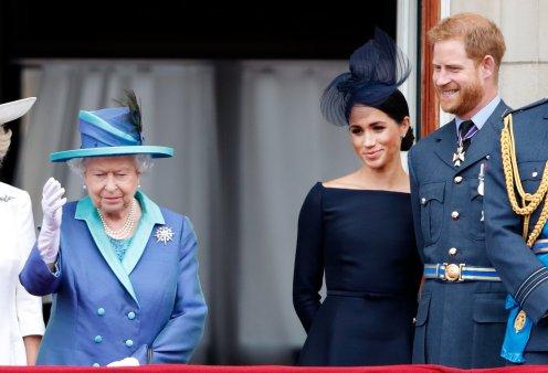 Η τελική συμφωνία για το Megxit: Η Μέγκαν κι ο Χάρι χάνουν οριστικά τους βασιλικούς τους τίτλους & επιστρέφουν χρήματα στο βρετανικό κράτος - Η απόφαση της βασίλισσας (φώτο-βίντεο) - Κυρίως Φωτογραφία - Gallery - Video