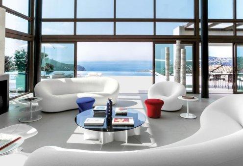 40+ φαντασμαγορικές ιδέες για λευκά δωμάτια που δεν τους λείπει τίποτα - Αρχοντικά & με μοντέρνο design - Φώτο - Κυρίως Φωτογραφία - Gallery - Video
