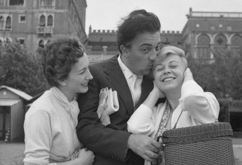 """Εκατό χρόνια Φεντερίκο Φελίνι: Ο """"μάγος"""" της μεγάλης οθόνης από το Ρίμινι στη """"Ντόλτσε Βίτα"""" (φώτο-βίντεο) - Κυρίως Φωτογραφία - Gallery - Video"""