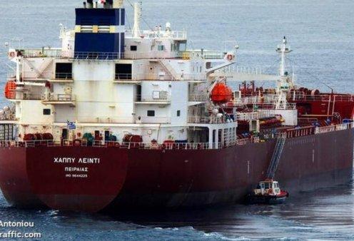 Καμερούν: Ελεύθεροι οι 5 Έλληνες από το δεξαμενόπλοιο «HAPPY LADY» - Είχαν δεχθεί επίθεση από ένοπλους πειρατές - Κυρίως Φωτογραφία - Gallery - Video