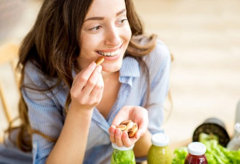 Αποξηραμένα φρούτα - ξηροί καρποί: Βελτιώνουν τα επίπεδα σακχάρου στο αίμα - Βοηθούν στο αδυνάτισμα  - Κυρίως Φωτογραφία - Gallery - Video