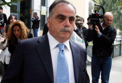 Αποφυλακίστηκε με περιοριστικούς όρους ο πρώην γενικός διευθυντής της Siemens Πρ. Μαυρίδης - Κυρίως Φωτογραφία - Gallery - Video