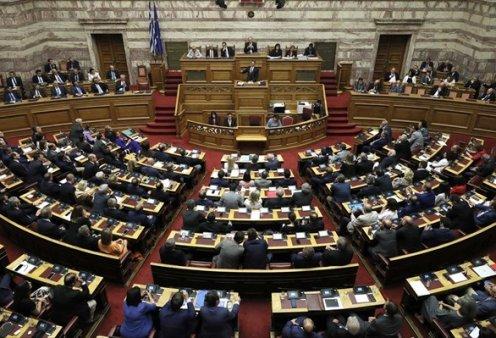 """Νέος εκλογικός νόμος: Με 163 """"ναι"""" ψηφίστηκε η ενισχυμένη αναλογική στη Βουλή - Κυρίως Φωτογραφία - Gallery - Video"""