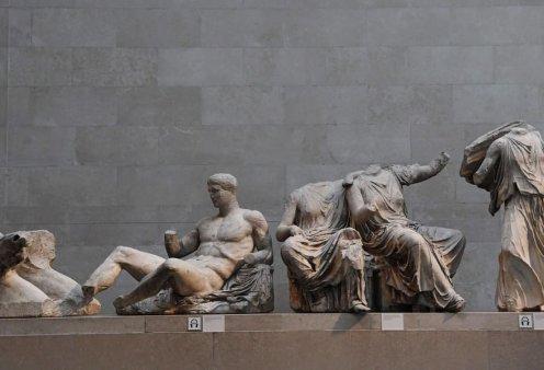Sunday Times: Μπόρις Τζόνσον, «να επιστρέψεις τα γλυπτά στην Αθήνα γιατί εκεί ανήκουν» - Κυρίως Φωτογραφία - Gallery - Video