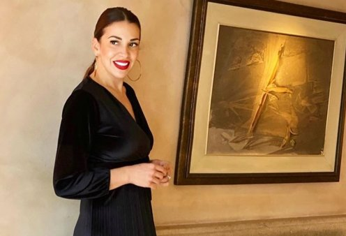 Η Ελένη Χατζίδου κάνει πρόβα νυφικού & μοιάζει με πριγκίπισσα - Ποιος σχεδιαστής ετοιμάζει το φόρεμά της; (φωτό) - Κυρίως Φωτογραφία - Gallery - Video
