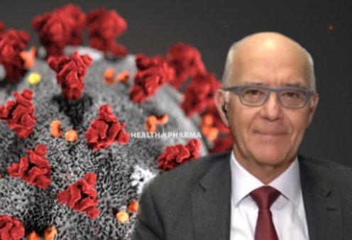 Κορωνοϊός:  Ο διευθυντής των Εργαστηρίων Δημόσιας Υγείας του Ινστιτούτου Παστέρ, Ανδρέας Μεντής, απαντά σε όλα - Κυρίως Φωτογραφία - Gallery - Video