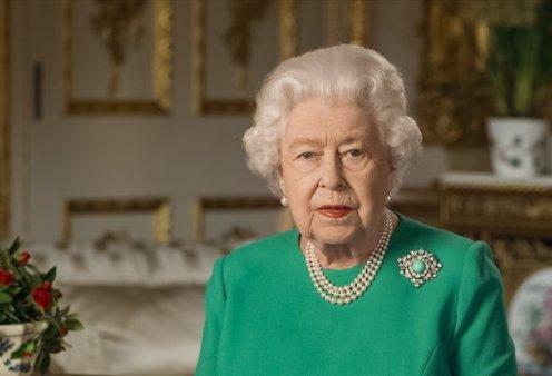 Live το διάγγελμα της βασίλισσας  Ελισάβετ τώρα προς τον Βρετανικό λαό για τον κορωνοϊό - Κυρίως Φωτογραφία - Gallery - Video