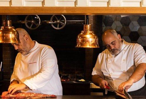 Good news! #cook4heroes: Τα εστιατόρια Cookoovaya, Basegrill & ο Travolta με ψάρια μαγειρεύουν για γιατρούς & νοσοκόμους - Μπράβο!!!!  - Κυρίως Φωτογραφία - Gallery - Video