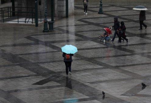 Συνεχίζεται η κακοκαιρία - Άστατος καιρός με βροχές & καταιγίδες - Κυρίως Φωτογραφία - Gallery - Video