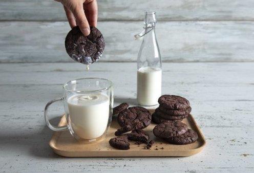 O Άκης Πετρετζίκης φτιάχνει λαχταριστά Cookies σοκολάτας - Ότι πρέπει για το πρωινό  - Κυρίως Φωτογραφία - Gallery - Video