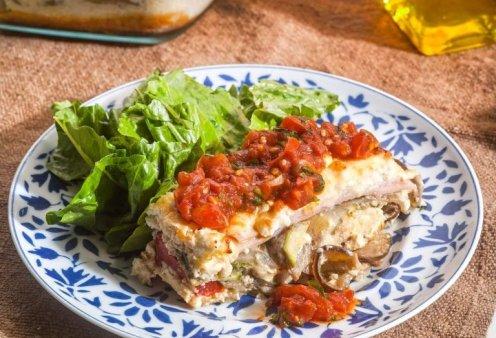 Σουφλέ λαχανικών από την Αργυρώ Μπαρμπαρίγου - Ένας εύκολος & γευστικότατος τρόπος να εμπλουτίσετε την διατροφή των παιδιών! - Κυρίως Φωτογραφία - Gallery - Video