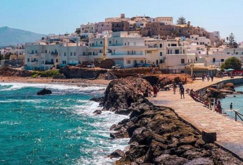 Νάξος: Πρώτο κρούσμα κορωνοϊού στο νησί - Έλληνας γιατρός από Βρετανία που έφτασε μέσω Σερβίας - Κυρίως Φωτογραφία - Gallery - Video