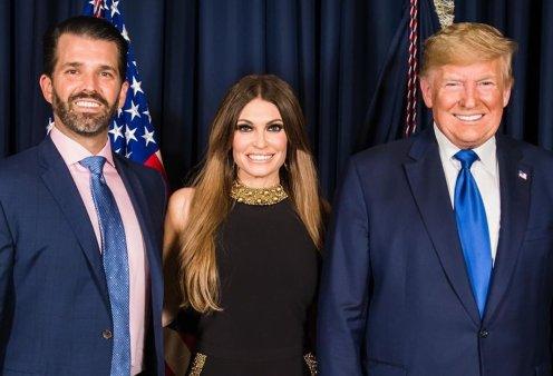 """Ο κορωνοϊός """"χτύπησε"""" την οικογένεια Trump - Θετική στον ιό η σύντροφος του γιου του Πλανητάρχη (φωτό) - Κυρίως Φωτογραφία - Gallery - Video"""