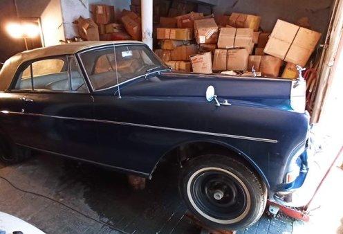 Τα παλιά αυτοκίνητα της ελληνικής βασιλικής οικογένειας σε συντήρηση...: Vintage Rolls Royce, MG & Fiat μεταμορφώνονται (φωτό - βίντεο) - Κυρίως Φωτογραφία - Gallery - Video