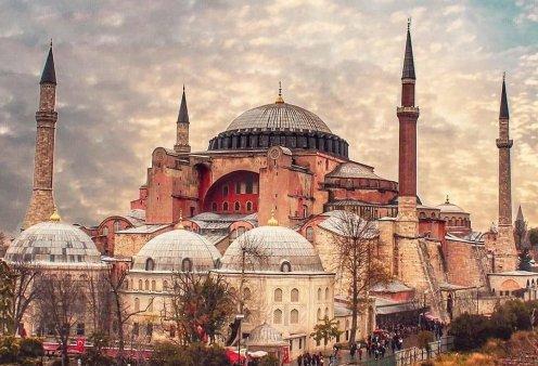 Αγιά Σοφιά – Το twitter κατέβασε τη σελίδα του μουσείου & ανέβασε τη φράση «Αγιά Σοφιά Τζαμί» - Κυρίως Φωτογραφία - Gallery - Video