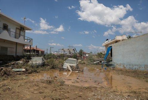 Εύβοια - Πλημμύρες: Με το σορό που ταυτοποιήθηκε στον Κάλαμο, οι νεκροί ανέρχονται στους 8 (βίντεο) - Κυρίως Φωτογραφία - Gallery - Video
