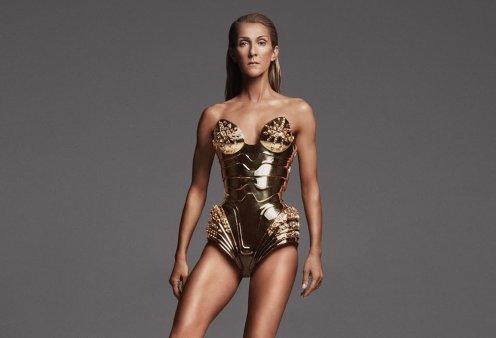 H Celine Dion πέτυχε σώμα με συγκλονιστικό κορμάκι - πανοπλία: Απέτυχε το πρόσωπο - Το photoshop εξαφάνισε τα πάντα (φωτό) - Κυρίως Φωτογραφία - Gallery - Video