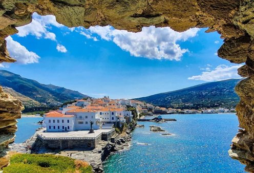 Eirinika – Καλοκαίρι 2020: #Andros - Το νησί που αγαπάει τους αέρηδες, έχει γοητευτική ενδοχώρα, γραφικά λιμάνια & ανέγγιχτες ατέλειωτες παραλίες (Φωτό)  - Κυρίως Φωτογραφία - Gallery - Video