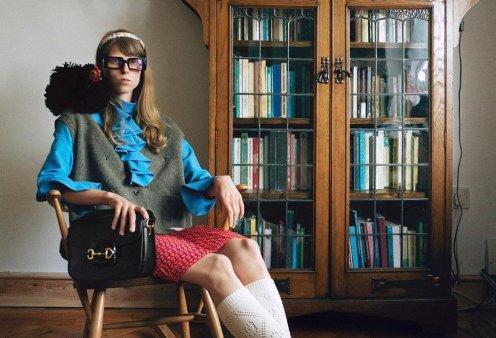 Ο Gucci στην εποχή του κορωνοϊού λανσάρει τα νέα του μοντέλα με τα μανεκέν στα σπίτια τους!  Χαλαρά η νέα κολεξιόν, ντύσιμο για λίγους & καλούς (Φωτό & Βίντεο)  - Κυρίως Φωτογραφία - Gallery - Video