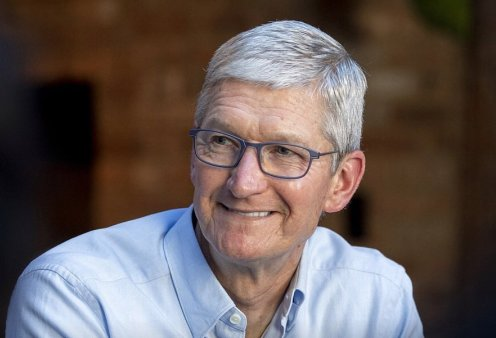 Στο «κλαμπ» των δισεκατομμυριούχων ο Τιμ Κουκ - Πώς εκτινάχθηκε η περιουσία του CEO της Apple (Φωτό)  - Κυρίως Φωτογραφία - Gallery - Video