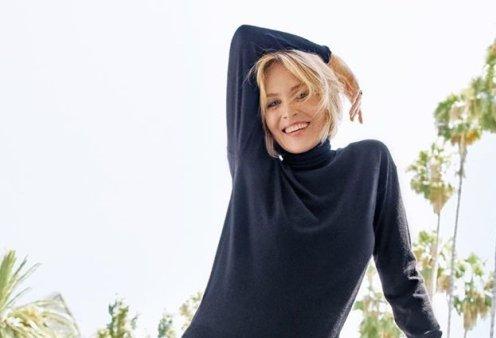 Η Sharon Stone on camera με δάκρυα στα μάτια: Οι δύσκολες στιγμές με έκαναν να αμφισβητώ εάν ήμουν τόσο ισχυρό όνομα ως ηθοποιός (Φωτό & Βίντεο)  - Κυρίως Φωτογραφία - Gallery - Video