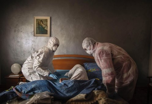 To Εirinika παρουσιάζει φωτογραφίες των 3 φιναλίστ για το βραβείο φωτοδημοσιογραφίας ''Γιάννη Μπεχράκη'' - Ο Fabio, η Nariman & ο Chery - Κυρίως Φωτογραφία - Gallery - Video