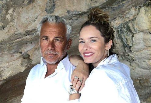 17 χρόνια μαζί ο Χάρης Χριστόπουλος & η καλλονή σύζυγός του Anita Brand - Αγνώριστοι & οι δύο στη φωτογραφία από την αρχή της σχέσης τους - Κυρίως Φωτογραφία - Gallery - Video