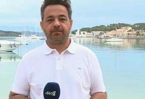 Νίκος Τσιλιπουνιδάκης: Στο νοσοκομείο ο ρεπόρτερ - Θα υποβληθεί σε τριπλό μπάι πας - Κυρίως Φωτογραφία - Gallery - Video