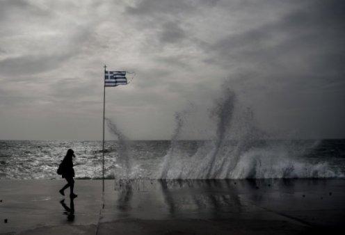 Καιρός: Προ των πυλών η κακοκαιρία «Κίρκη» -  Έντονα φαινόμενα από το βράδυ, πού θα έχουμε καταιγίδες - Κυρίως Φωτογραφία - Gallery - Video