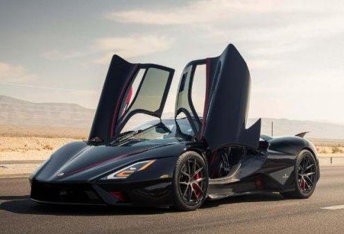 Το λένε Tuatara & είναι το πιο γρήγορο αυτοκίνητο του κόσμου - Έσπασε το ρεκόρ & έπιασε 532,6 χλμ την ώρα σε ευθεία (Φωτό & Βίντεο)  - Κυρίως Φωτογραφία - Gallery - Video