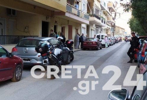 Έγκλημα στο Ηράκλειο: «Τι έκανες, ρε Μάνο;» ούρλιαζε στον μητροκτόνο η αδελφή του (Φωτό)  - Κυρίως Φωτογραφία - Gallery - Video