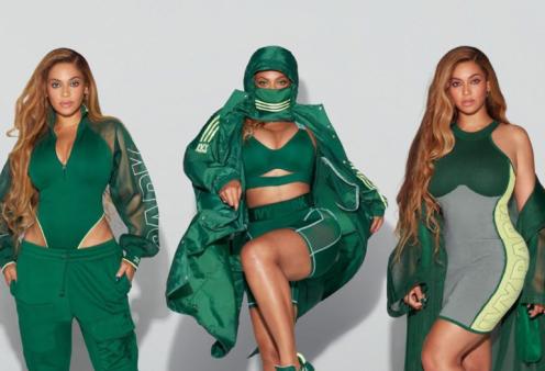 Topmodel έγινε η Beyonce με σπορ ρούχα: «Σκίζει» με τα πράσινα μέντας & δάσους αθλητικά μεγάλης μάρκας  - Κυρίως Φωτογραφία - Gallery - Video