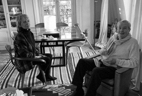 «Ιστορική στιγμή» ο Alain Delon με την πρώην σύζυγό του Nathalie Delon μετά από 53 χρόνια - Εκείνος 85, εκείνη 79 (φωτό) - Κυρίως Φωτογραφία - Gallery - Video