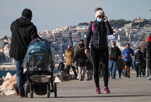 Κορωνοϊός - Ελλάδα: 566 νέα κρούσματα - 30 νεκροί, 320 διασωληνωμένοι - Κυρίως Φωτογραφία - Gallery - Video
