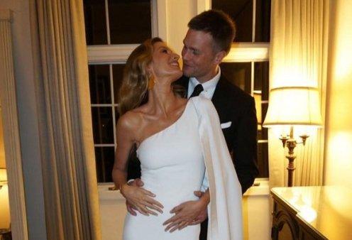 Επέτειος για το πιο όμορφο ζευγάρι: Η Gisele & Ο Tom Brady έκλεισαν 12 χρόνια γάμου - Τα τρυφερά λόγια του αθλητή στην γυναίκα του (φωτό) - Κυρίως Φωτογραφία - Gallery - Video