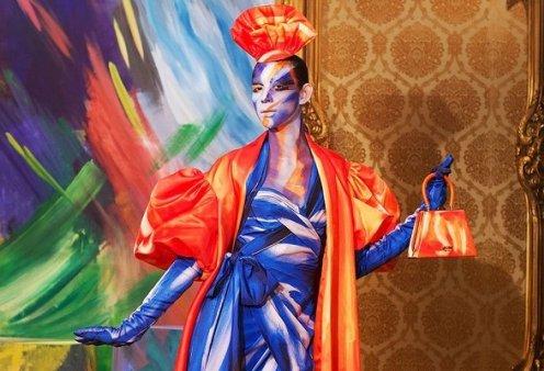 Τα καλύτερα looks της εβδομάδας μόδας του Μιλάνου: Από τον Armani, στον Dolce & Gabbana και τον Moschino (φωτό) - Κυρίως Φωτογραφία - Gallery - Video