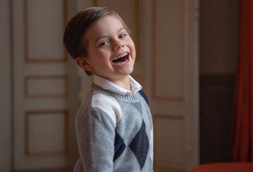 Ο Όσκαρ έγινε πέντε ετών! Η πριγκίπισσα Βικτώρια θα κάνει γενέθλια για τον μικρό γιό της στο παλάτι της Στοκχόλμης (φωτό) - Κυρίως Φωτογραφία - Gallery - Video