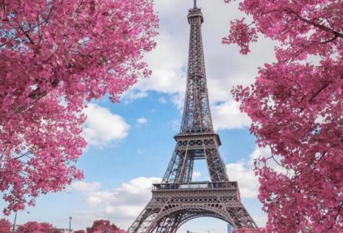 Πύργος του Άιφελ: Σήμερα γιορτάζει το πιο πολυφωτογραφημένο αξιοθέατο στον κόσμο  - Κλικς από το Παρίσι & το σύμβολο του - Κυρίως Φωτογραφία - Gallery - Video
