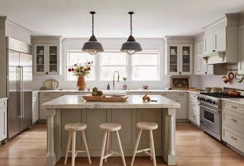 22 αποχρώσεις του γκρι για την κουζίνα σας! Θα την αγαπήσετε γιατί έχει στυλ, άποψη και είναι μοντέρνα (φωτό) - Κυρίως Φωτογραφία - Gallery - Video