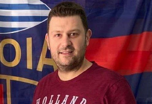 Πέθανε από κορωνοϊό ο Γιάννης Χασιωτάκης, μόλις 38 ετών πατέρας βρέφους 1 έτους - Ήταν πρόεδρος του Χάντμπολ Βέροιας  - Κυρίως Φωτογραφία - Gallery - Video