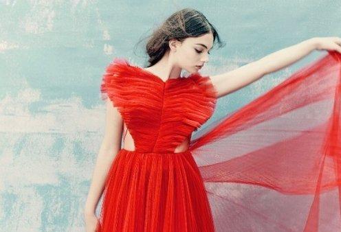 Ντέβα Κασέλ: Η κόρη της Μόνικα Μπελούτσι και του Γάλλου πρωταγωνιστή εξώφυλλο ιταλογαλλικής καλλονής (φωτό) - Κυρίως Φωτογραφία - Gallery - Video